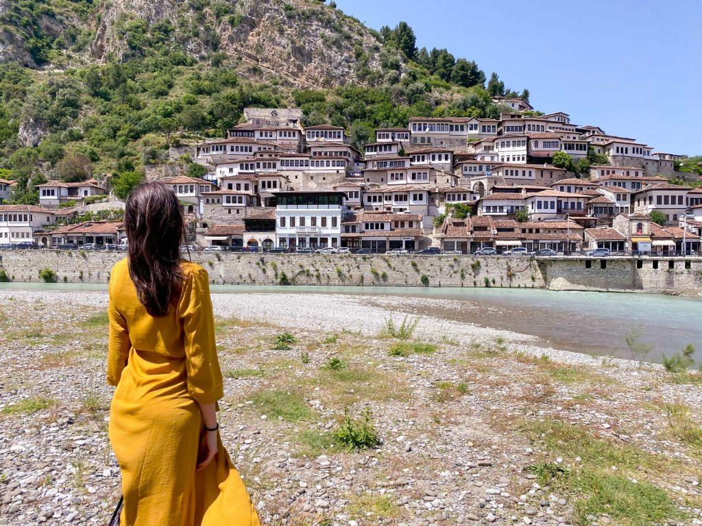 cel mai frumos oraș din Albania
